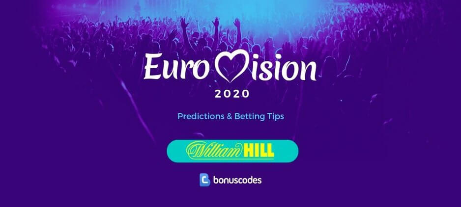 Eurovision 2021 Bookmakers