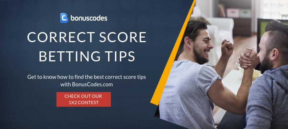 Correct Score Betting Tips