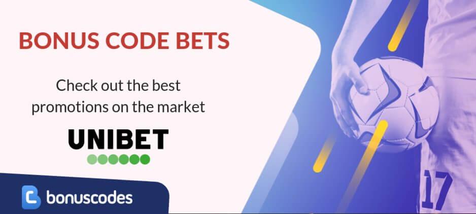Bonus code bets unibet