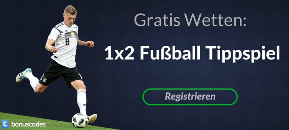 Kostenloses Fußball Tippspiel