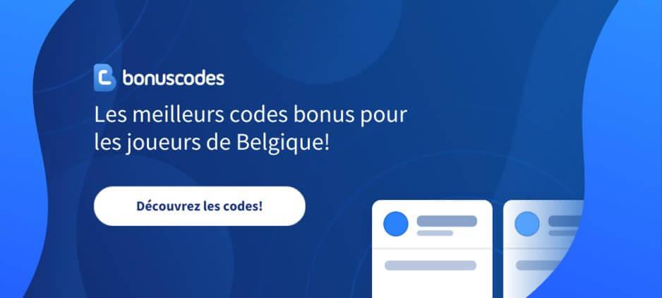 Codes Promo Belgique