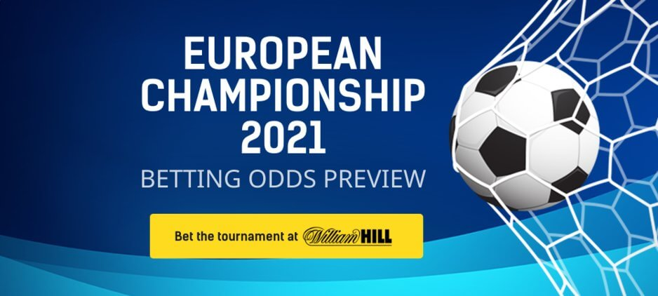 Euro 2020 / 2021 Betting Odds