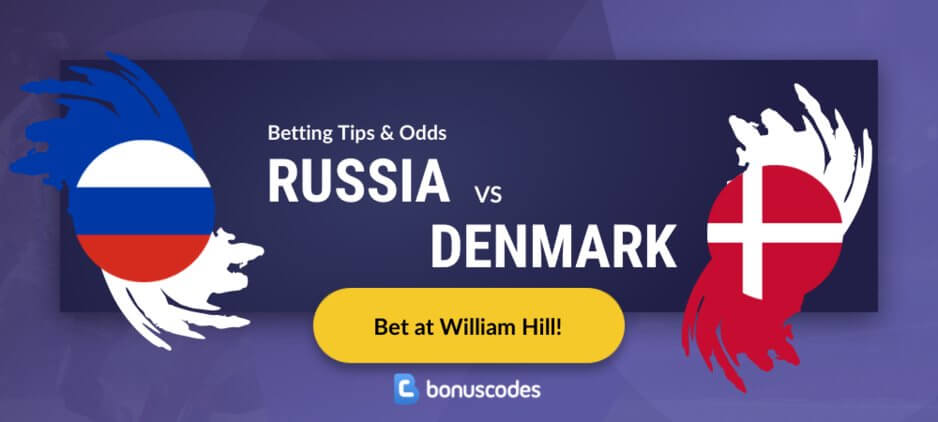 Russia vs Denmark Predictions