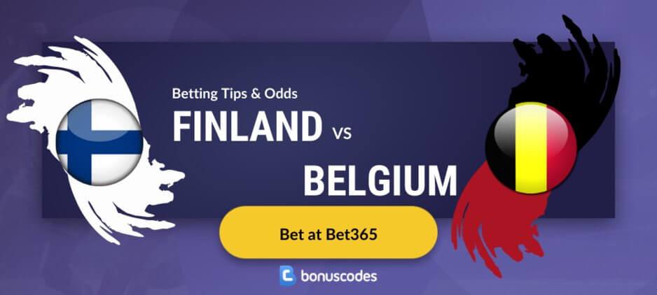 Finland belgium betting bet365
