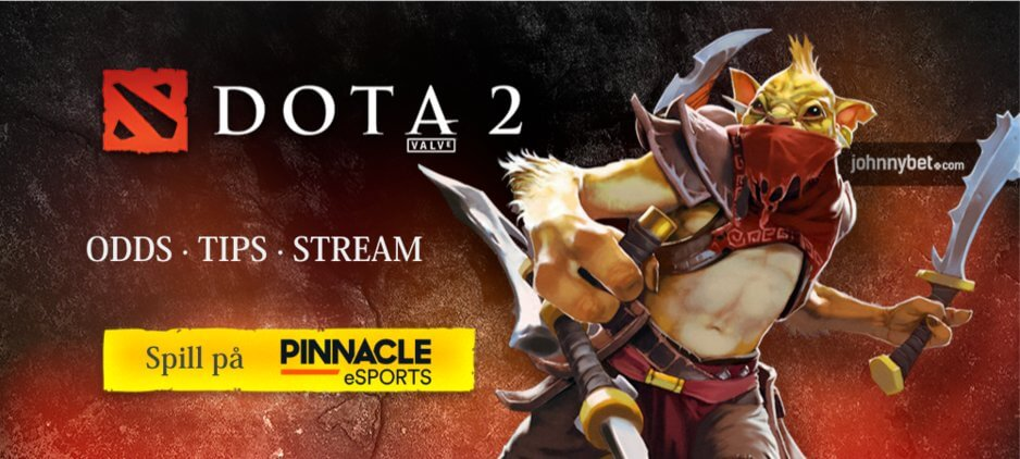 Dota 2 betting odds pinnacle
