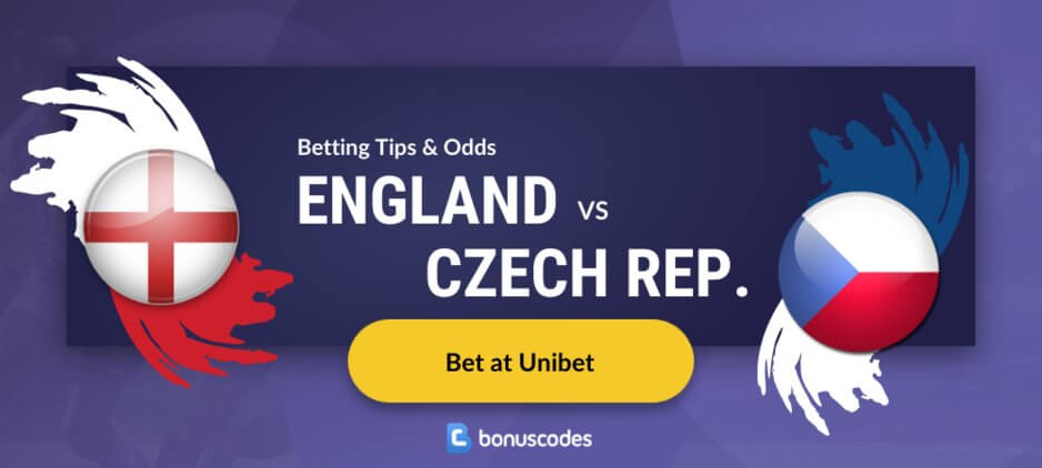 England vs Czech Republic Predictions