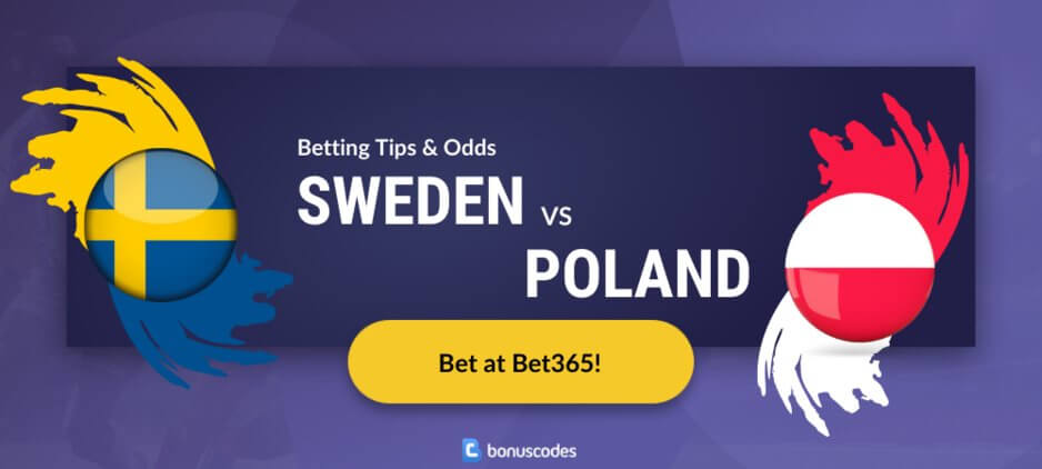 Sweden poland betting bet365