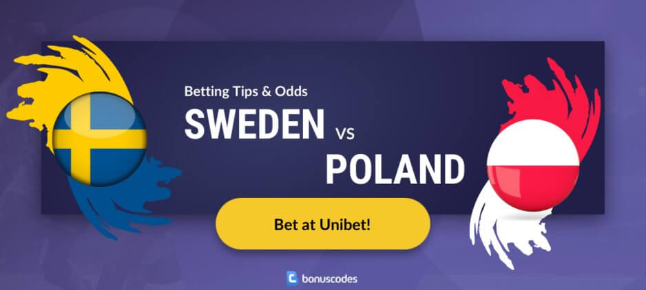 Sweden poland betting unibet