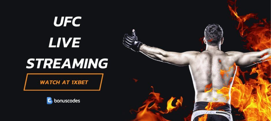 UFC Live Streaming