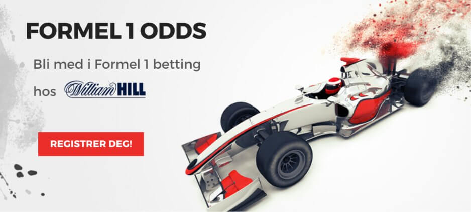Formel 1 odds betting william hill