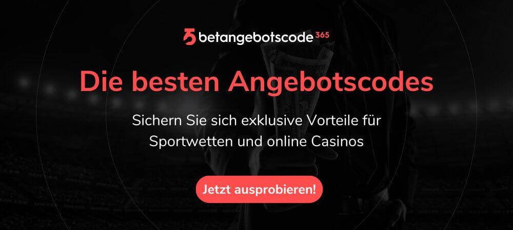 Betangebotscode365