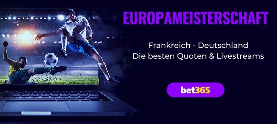 Deutschland-Frankreich September 2021
