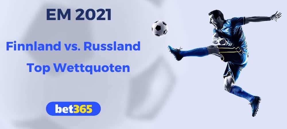 Finnland - Russland Wetten