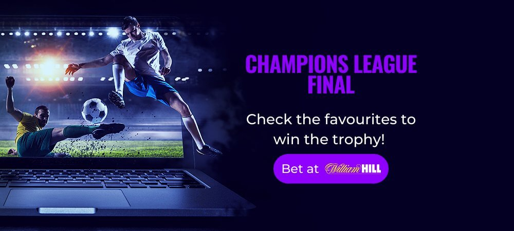 Champions League Final Odds