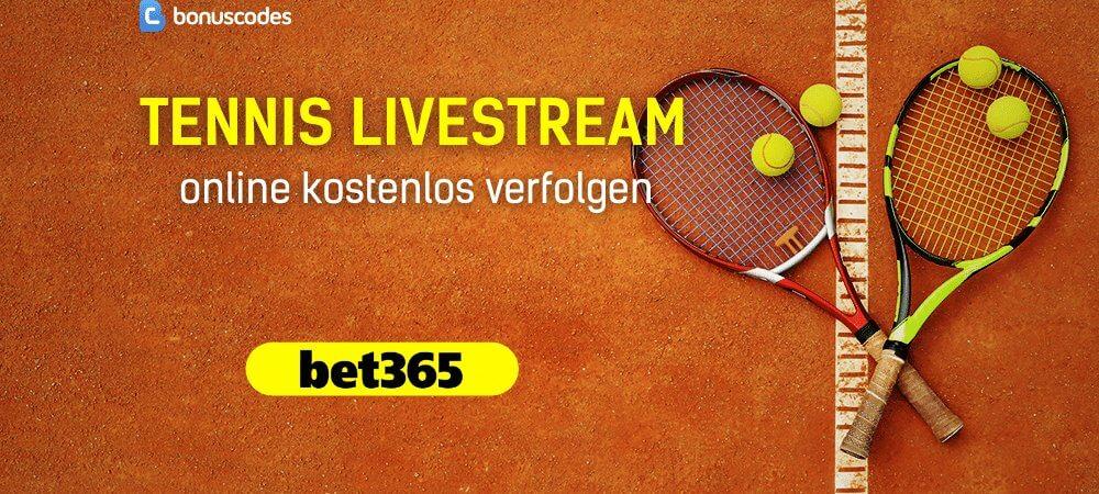 Tennis Live Stream online kostenlos