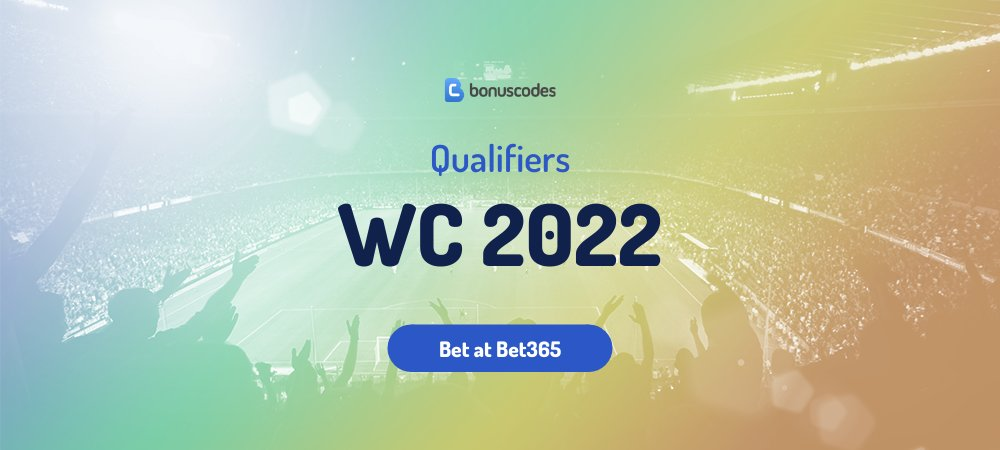WC 2022 Qualifiers Betting Odds