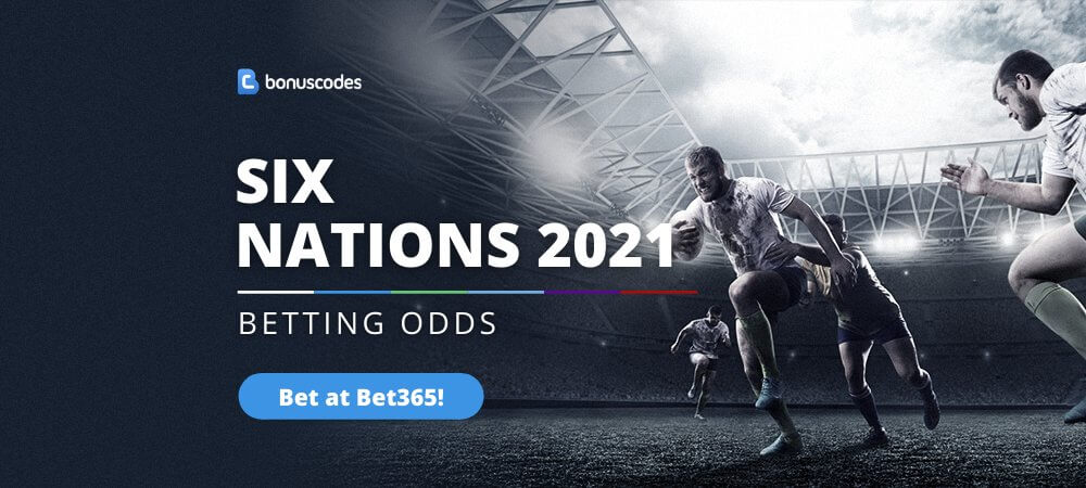 Six Nations 2021 Betting Odds