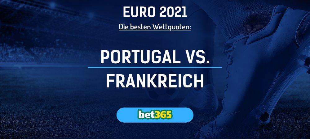 Portugal – Frankreich Wetten
