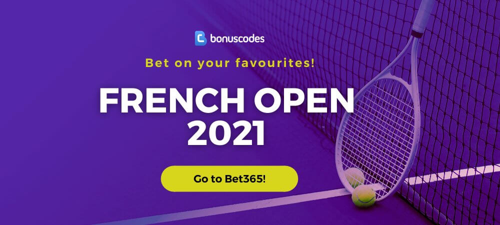 2021 French Open Betting Odds