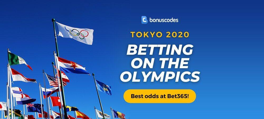 Olympics 2021 Betting Odds