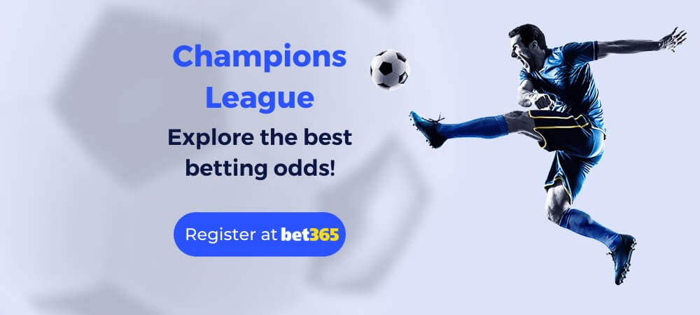 Champions League Betting Odds