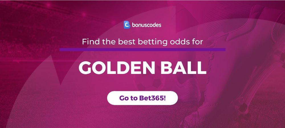 Golden Ball 2021 Betting Odds