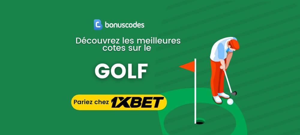 Paris Sportifs Golf