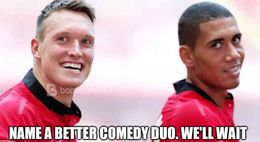 Comedy duo memes