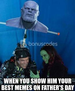 Show him memes