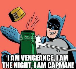 I am the night memes