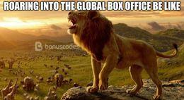 Global box office memes