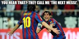 The next messi memes