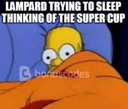 Trying to sleep memes