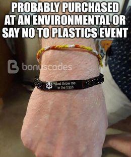 No to plastics memes