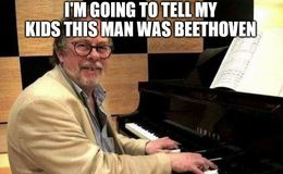 Beethoven funny memes