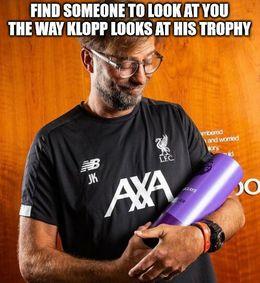 His trophy memes