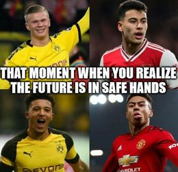 In safe hands memes