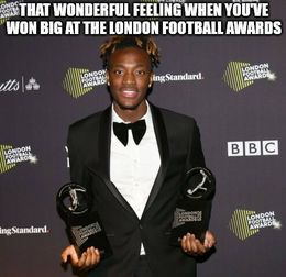 Football awards memes