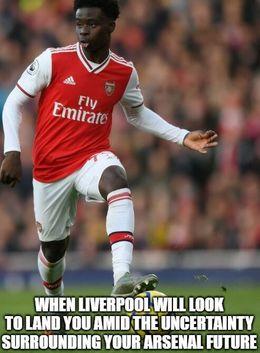 Arsenal future memes