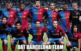 Barcelona funny memes