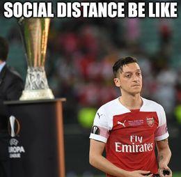 Distance memes