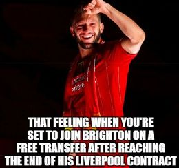 Liverpool contract memes