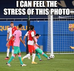 The stress memes