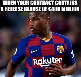 Release clause funny memes