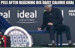 Calorie memes