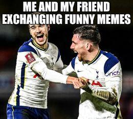 Exchanging memes