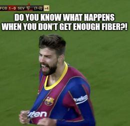 Fiber funny memes