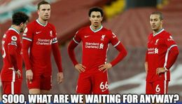 Waiting for memes