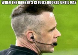 Barber memes