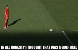Golf ball memes